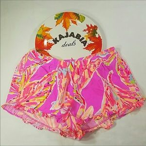 LILLY PULITZER Shorts. Size M